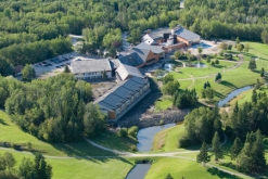 Hecla Oasis Mineral Spa Resort